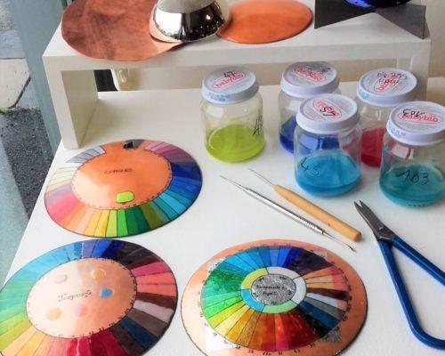 Palettes-de-couleurs-emauxsurcuivre