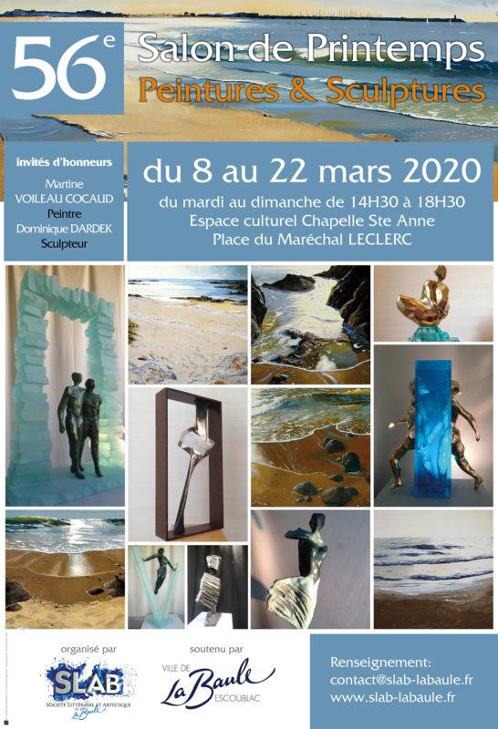 Salon de Printemps 2020 à La Baule
