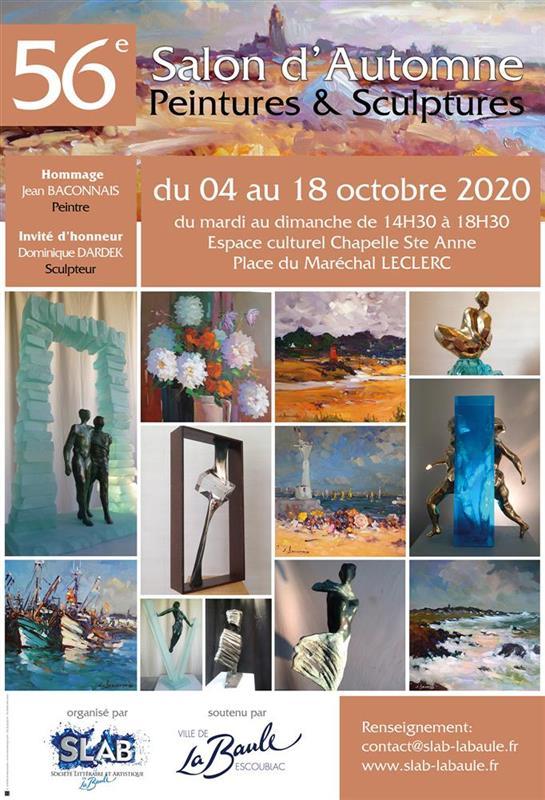 Salon d'automne 2020 La Baule