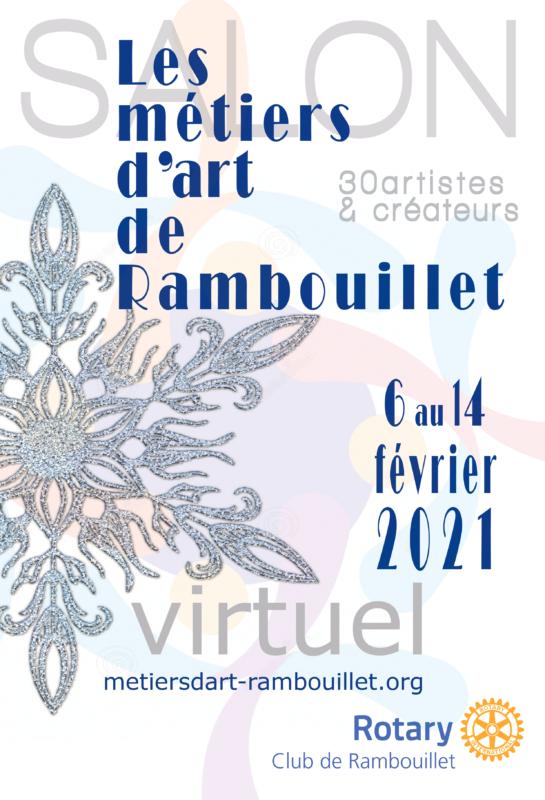 Salon virtuel des Métiers d'Art de Rambouillet-2021-rotaryclub