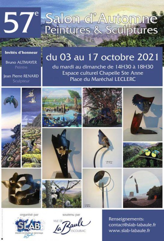 Salon d'automne La Baule 2021